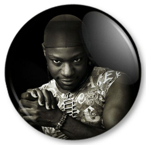 Lafayette Reynolds True Blood Pinback Button Badge Vampire Tv Show