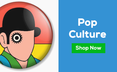 Pop Culture Badges
